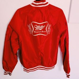 Authentic Vintage Miller High Life Rodeo Jacket